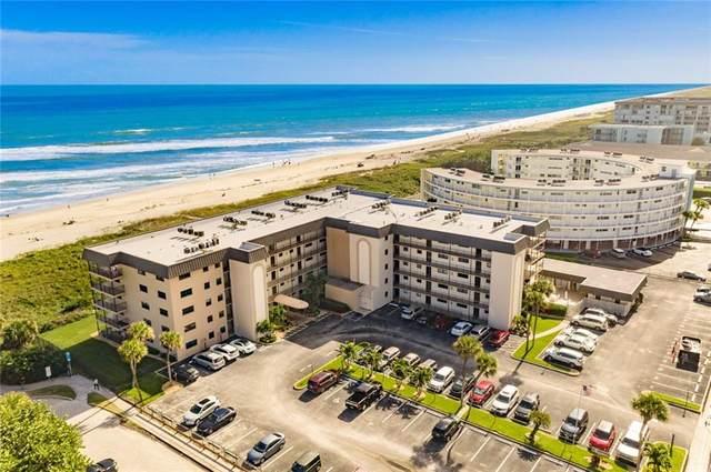 Ocean Beach Ocean Beach Boulevard #111, Cocoa Beach, FL 32931 (MLS #230412) :: Billero & Billero Properties