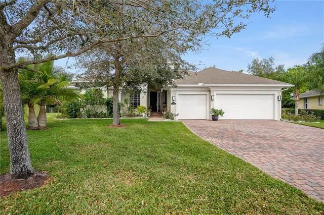 6250 Padington Place, Vero Beach, FL 32967 (MLS #230467) :: Billero & Billero Properties