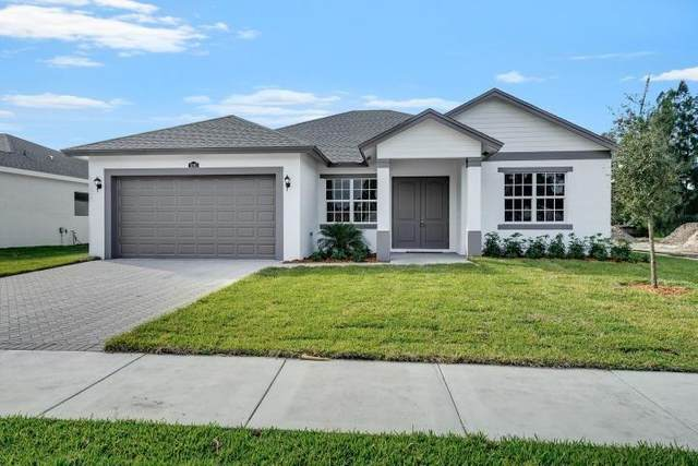 2061 Bridgehampton Terrace, Vero Beach, FL 32966 (MLS #230486) :: Team Provancher | Dale Sorensen Real Estate