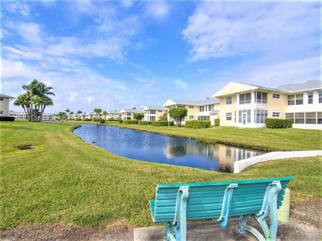 605 W Lake Jasmine Circle #204, Vero Beach, FL 32962 (MLS #230509) :: Billero & Billero Properties