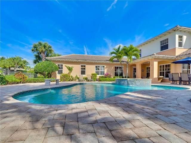 6575 Martinique Way, Vero Beach, FL 32967 (MLS #230609) :: Team Provancher | Dale Sorensen Real Estate