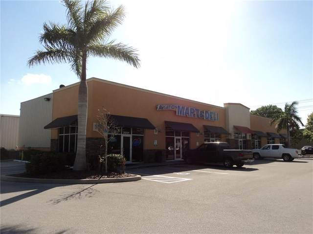 3001 - 3013 Aviation Boulevard, Vero Beach, FL 32960 (MLS #230664) :: Team Provancher | Dale Sorensen Real Estate