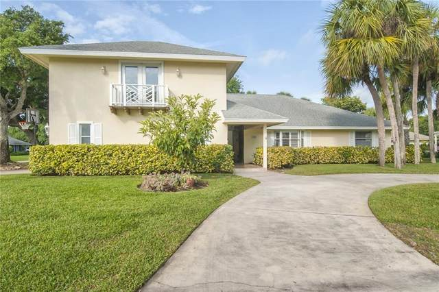 1013 Poitras Drive, Vero Beach, FL 32963 (#230725) :: The Reynolds Team/ONE Sotheby's International Realty