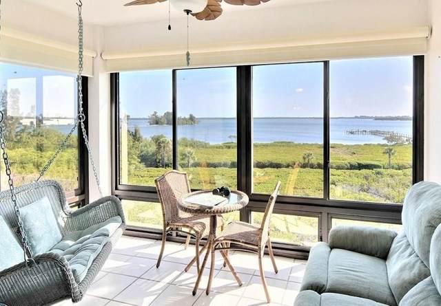 6240 E Mirror Lake Drive #402, Sebastian, FL 32958 (MLS #230765) :: Team Provancher | Dale Sorensen Real Estate