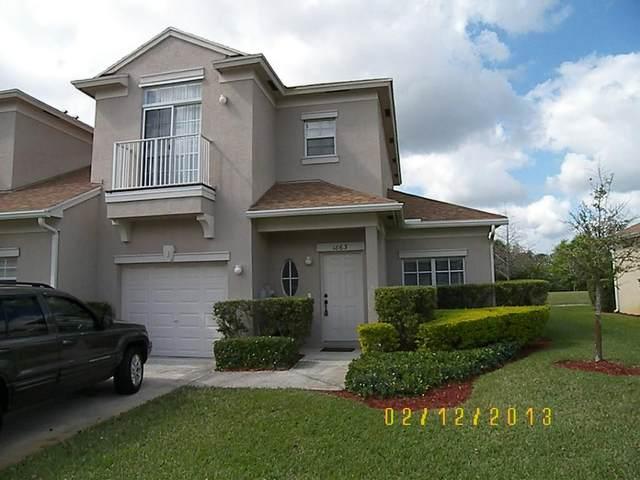 1863 77th Drive #1863, Vero Beach, FL 32966 (MLS #230844) :: Team Provancher | Dale Sorensen Real Estate