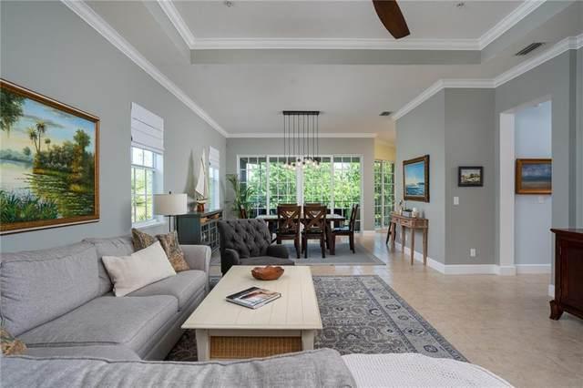 2320 Water Oak Court SW #121, Vero Beach, FL 32962 (MLS #230853) :: Team Provancher | Dale Sorensen Real Estate