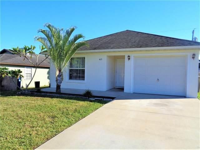 415 13th Lane SW, Vero Beach, FL 32962 (MLS #230861) :: Team Provancher   Dale Sorensen Real Estate