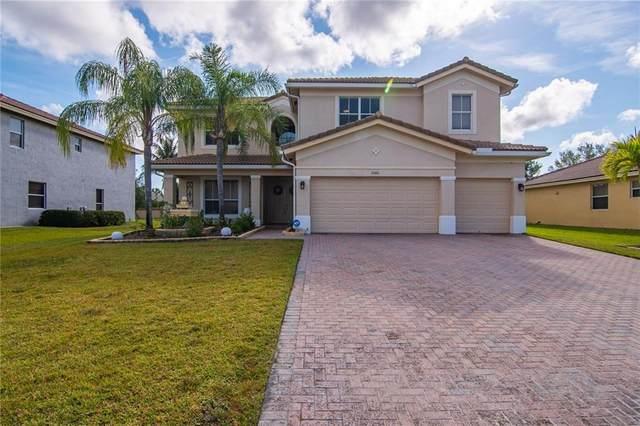 1060 Amethyst Drive, Vero Beach, FL 32968 (MLS #230922) :: Team Provancher | Dale Sorensen Real Estate