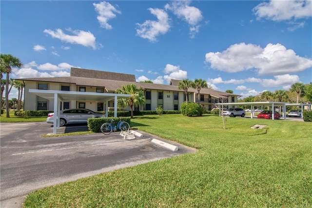 32 Plantation Drive #205, Vero Beach, FL 32966 (MLS #231012) :: Billero & Billero Properties