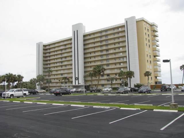 3200 N Hwy Highway A1a 1106 #1106, Fort Pierce, FL 34950 (MLS #231015) :: Billero & Billero Properties