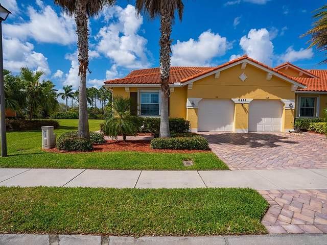 6425 Oxford Circle 101A, Vero Beach, FL 32966 (MLS #231040) :: Billero & Billero Properties