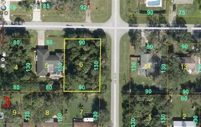 8501 Santa Clara Boulevard, Fort Pierce, FL 34951 (MLS #231062) :: Billero & Billero Properties
