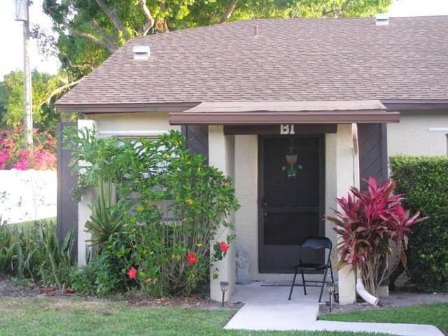6006 Indrio Road #1, Fort Pierce, FL 34951 (MLS #231063) :: Team Provancher   Dale Sorensen Real Estate