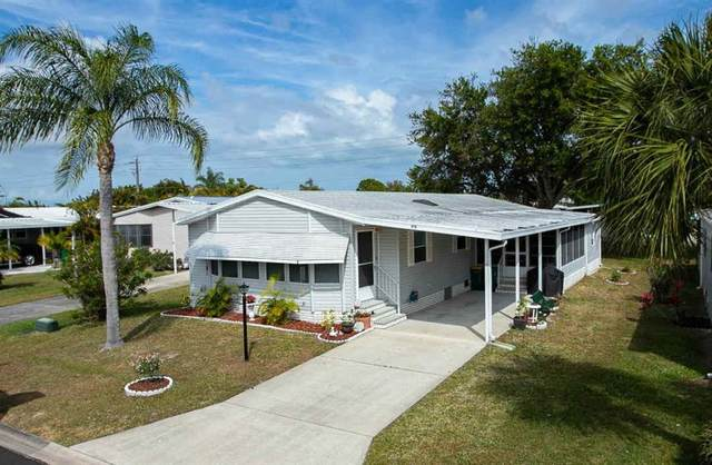 616 Amaryllis Drive, Barefoot Bay, FL 32976 (MLS #231074) :: Team Provancher | Dale Sorensen Real Estate