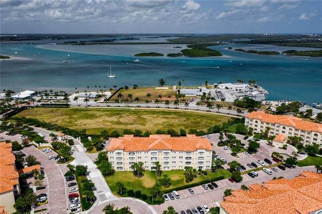37 Harbour Isle Drive #203, Fort Pierce, FL 34949 (#231200) :: The Reynolds Team/ONE Sotheby's International Realty