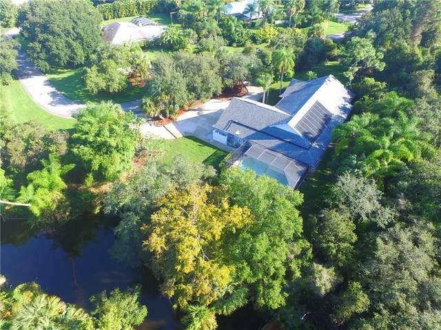629 Fischer Hammock Road, Sebastian, FL 32958 (MLS #231207) :: Team Provancher | Dale Sorensen Real Estate