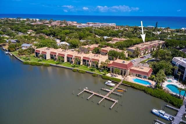 5151 Highway A1a #510, Indian River Shores, FL 32963 (MLS #231220) :: Team Provancher | Dale Sorensen Real Estate