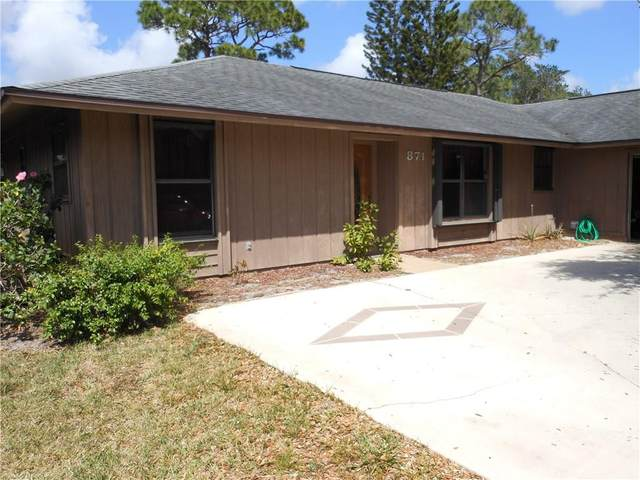 871 SE Evergreen Terrace, Port Saint Lucie, FL 34983 (MLS #231223) :: Billero & Billero Properties