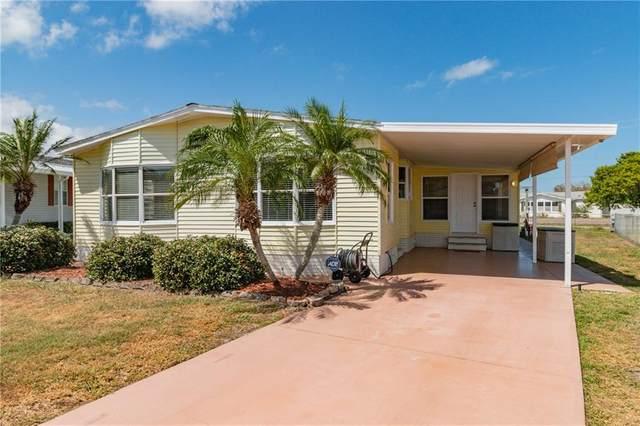 610 Marlin Circle, Barefoot Bay, FL 32976 (MLS #231225) :: Team Provancher | Dale Sorensen Real Estate