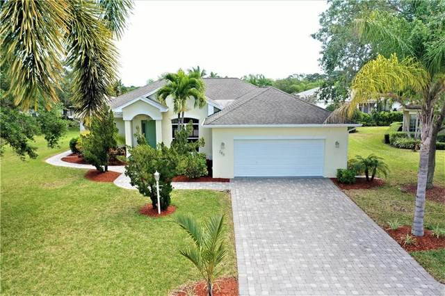 280 Champagne Court SW, Vero Beach, FL 32968 (MLS #231235) :: Team Provancher | Dale Sorensen Real Estate