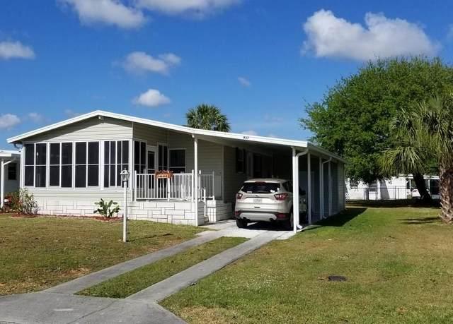 937 Cashew Circle, Barefoot Bay, FL 32976 (MLS #231263) :: Team Provancher | Dale Sorensen Real Estate