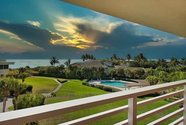5558 Highway A1a #307, Indian River Shores, FL 32963 (MLS #231309) :: Team Provancher   Dale Sorensen Real Estate