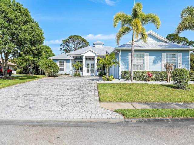 6427 53rd Circle, Vero Beach, FL 32967 (MLS #231313) :: Team Provancher | Dale Sorensen Real Estate