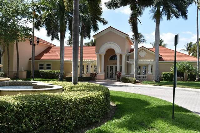 1650 N 42nd Circle #101, Vero Beach, FL 32967 (MLS #231316) :: Team Provancher | Dale Sorensen Real Estate