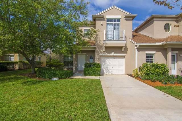 1845 77th Drive #1845, Vero Beach, FL 32966 (MLS #231321) :: Team Provancher | Dale Sorensen Real Estate