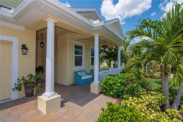 3455 Diamond Leaf Drive, Vero Beach, FL 32966 (MLS #231330) :: Billero & Billero Properties