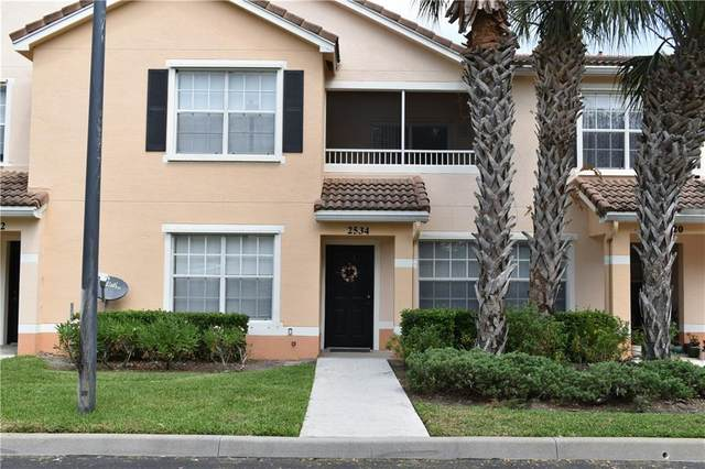 2534 57th Circle #2354, Vero Beach, FL 32966 (#231345) :: The Reynolds Team/ONE Sotheby's International Realty