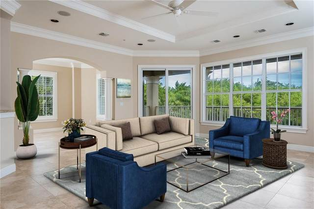 104 Island Plantation Terrace #201, Indian River Shores, FL 32963 (#231349) :: The Reynolds Team/ONE Sotheby's International Realty