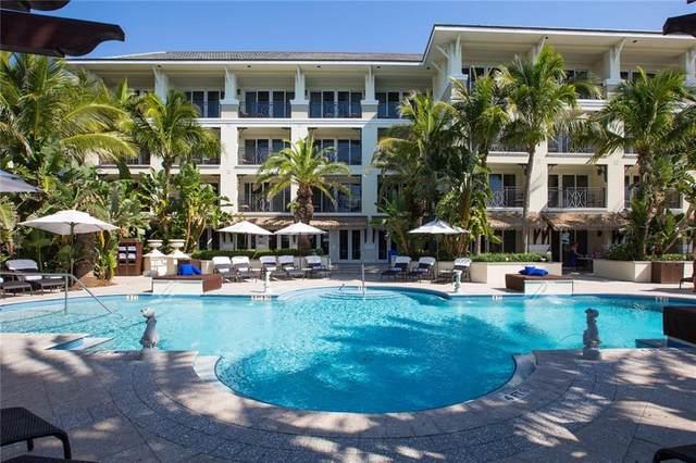 3500 Ocean Drive #106, Vero Beach, FL 32963 (MLS #231412) :: Billero & Billero Properties