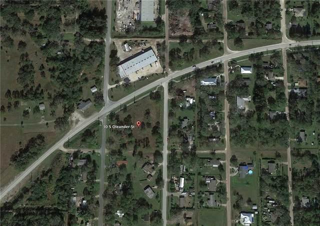 30 S Oleander Street, Fellsmere, FL 32948 (MLS #231425) :: Billero & Billero Properties