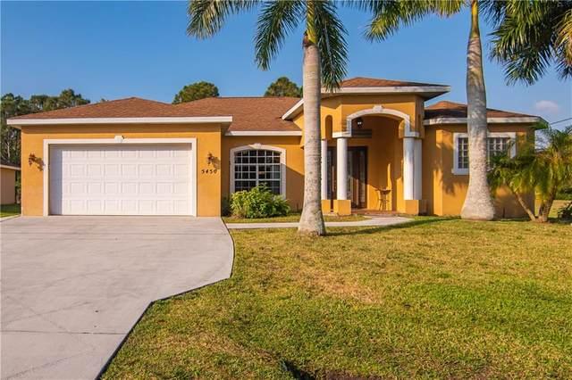 5450 Briscoe Drive, Port Saint Lucie, FL 34986 (MLS #231433) :: Billero & Billero Properties