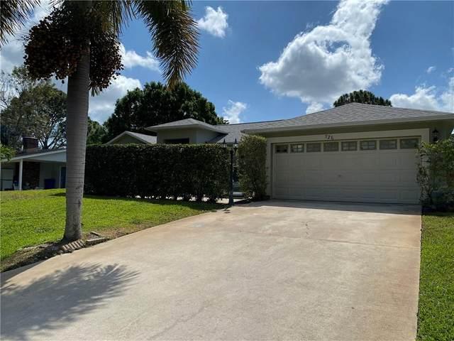 726 Tuxedo Terrace, Sebastian, FL 32958 (MLS #231441) :: Billero & Billero Properties