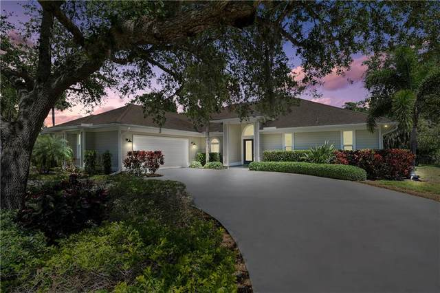 3660 River Woods Drive, Fort Pierce, FL 34946 (MLS #231493) :: Team Provancher   Dale Sorensen Real Estate