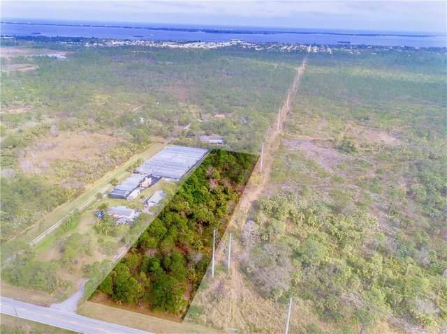 8878 Fleming Grant Rd, Micco, FL 32976 (MLS #231497) :: Billero & Billero Properties