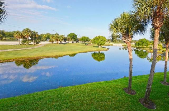 46 Plantation Drive #203, Vero Beach, FL 32966 (MLS #231525) :: Billero & Billero Properties