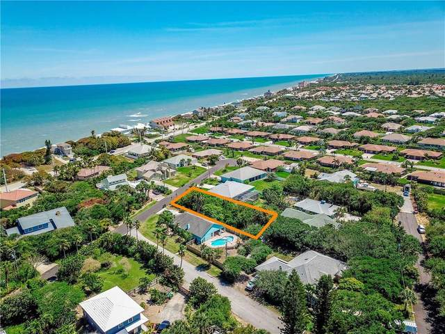 00 Palm Drive #1, Melbourne Beach, FL 32951 (MLS #231539) :: Team Provancher | Dale Sorensen Real Estate