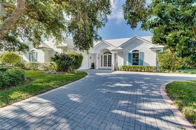 104 River Oak Drive, Indian River Shores, FL 32963 (MLS #231612) :: Billero & Billero Properties