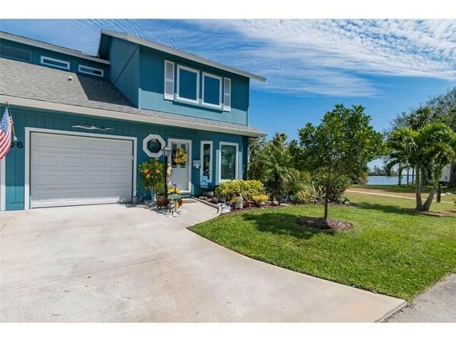 6230 River Run Drive #6230, Sebastian, FL 32958 (MLS #231615) :: Team Provancher   Dale Sorensen Real Estate