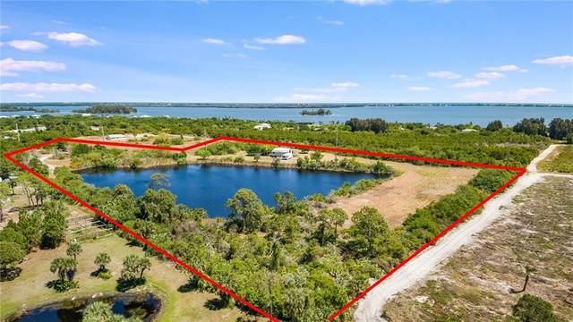 6702 Foley Lane, Grant Valkaria, FL 32949 (MLS #231627) :: Team Provancher   Dale Sorensen Real Estate