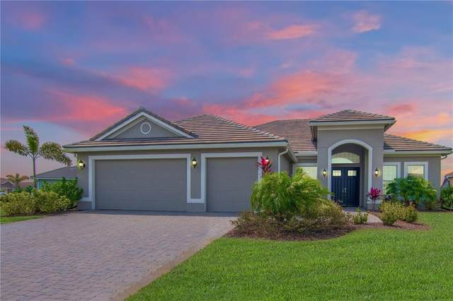 4812 Four Lakes Circle SW, Vero Beach, FL 32968 (MLS #231731) :: Team Provancher | Dale Sorensen Real Estate
