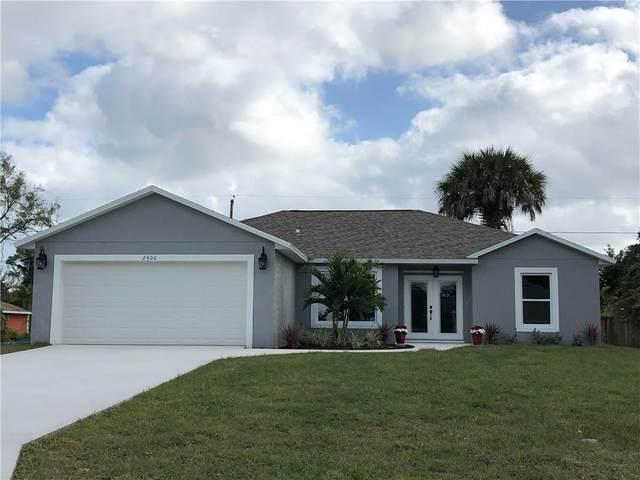 525 Fox Run SW, Vero Beach, FL 32962 (MLS #231755) :: Team Provancher | Dale Sorensen Real Estate