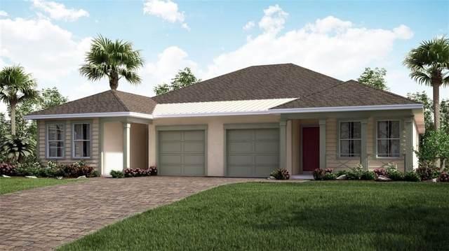 6183 Red Maple Manor, Vero Beach, FL 32966 (MLS #231823) :: Team Provancher   Dale Sorensen Real Estate