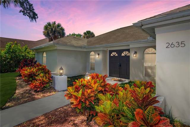 2635 Tropical Avenue, Vero Beach, FL 32960 (MLS #231836) :: Team Provancher | Dale Sorensen Real Estate