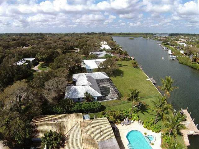 411 Live Oak Road, Vero Beach, FL 32963 (MLS #231852) :: Team Provancher | Dale Sorensen Real Estate