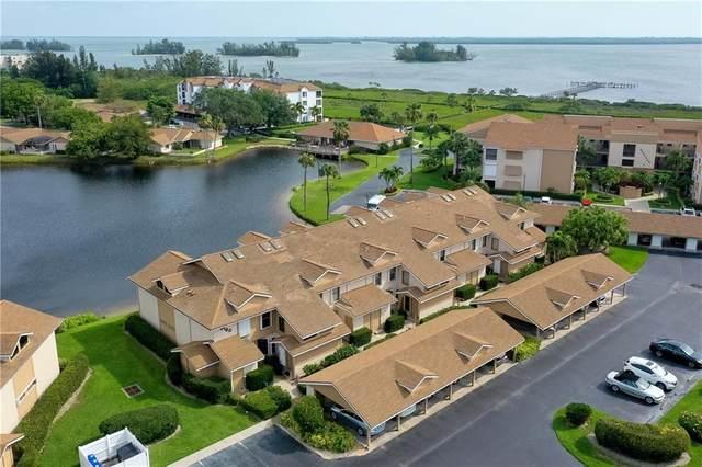 6180 S Mirror Lake Drive #524, Sebastian, FL 32958 (MLS #231882) :: Team Provancher | Dale Sorensen Real Estate