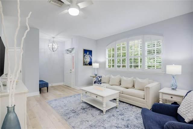1440 Winding Oaks Cir W, #201, Vero Beach, FL 32963 (MLS #231918) :: Team Provancher | Dale Sorensen Real Estate